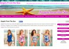 Angels From the Sea | The perfect plus size active wear  accessories and swim suits in a style that is you.