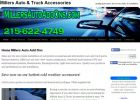 Millers Auto & Truck Accessories | Quality Automotive Accessories Sales & Installation