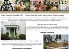 Roberts Remodeling LLC Home Improvments Contractor